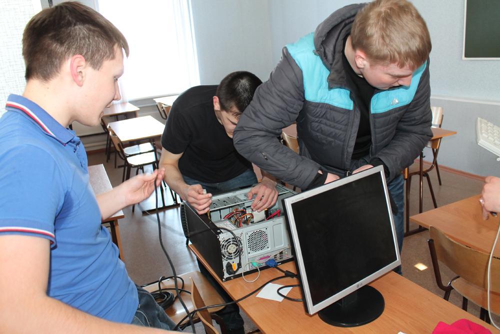 Состоялась ситуационная игра по информационным технологиям для ш