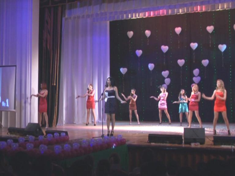 Видеосюжет от 11.03.13 г. «Студентка года ЮТИ ТПУ 2013 г.».