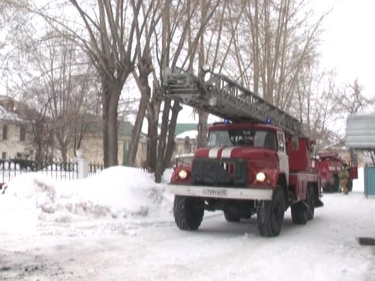Видеосюжет от 14.03.13 г. «Пожарные учения в ЮТИ ТПУ».