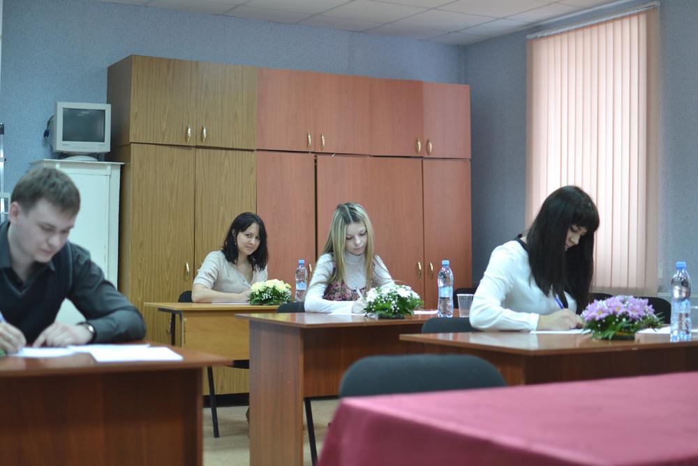 Итоги междисциплинарного экзамена на кафедре ЭиАСУ.