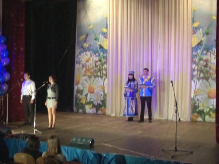 Видеосюжет от 26.03.13 г. «Фестиваль национальных культур в ЮТИ
