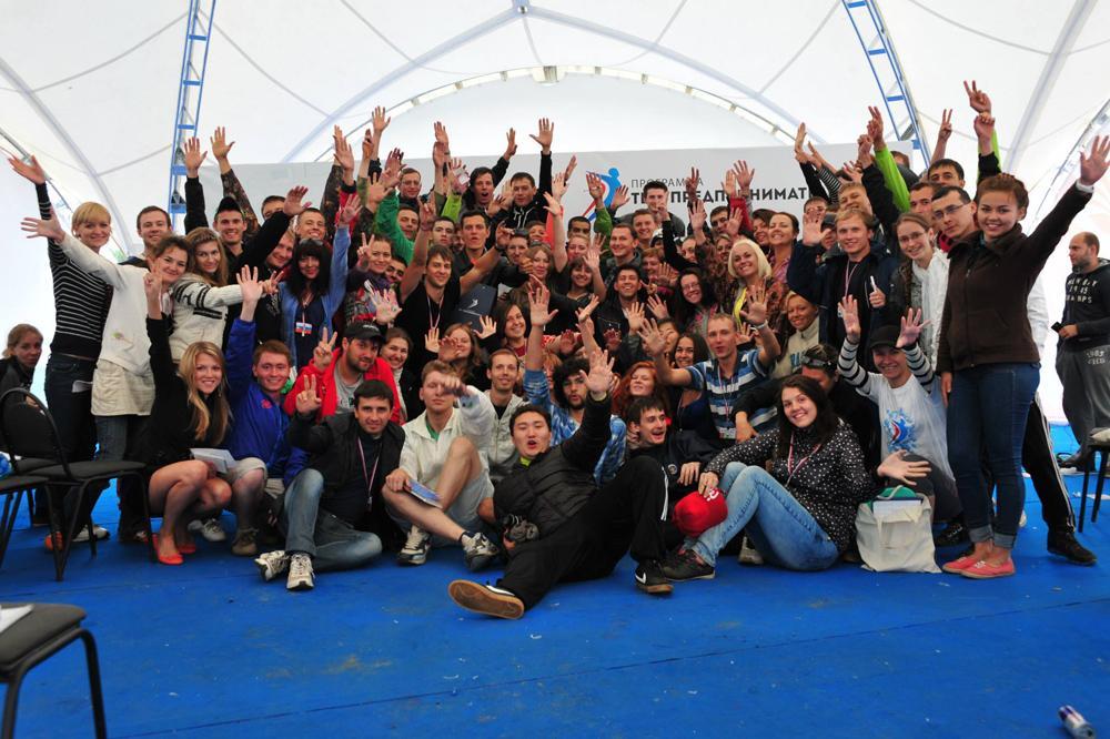 Мы - на «Селигере – 2013»!