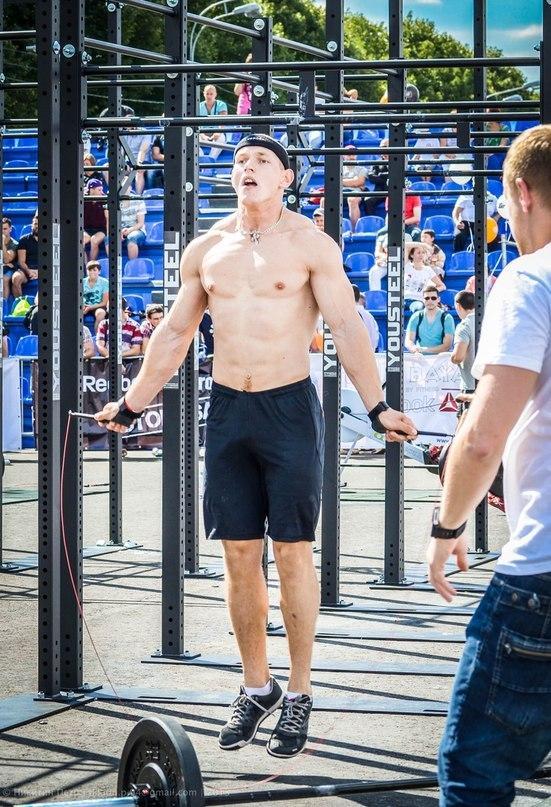 Чемпионом России по кроссфиту стал студент ЮТИ ТПУ.