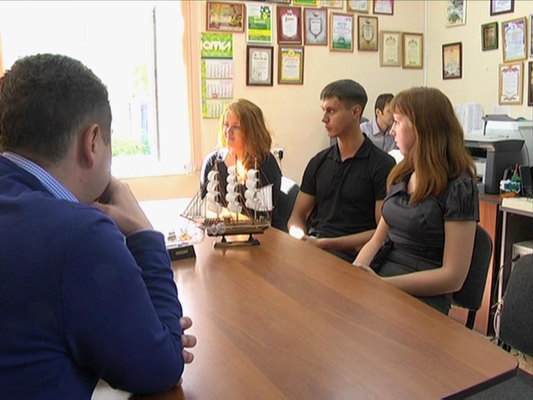 Видеосюжет от 24.09.13 г «Студенты ЮТИ ТПУ работали в оздоровите
