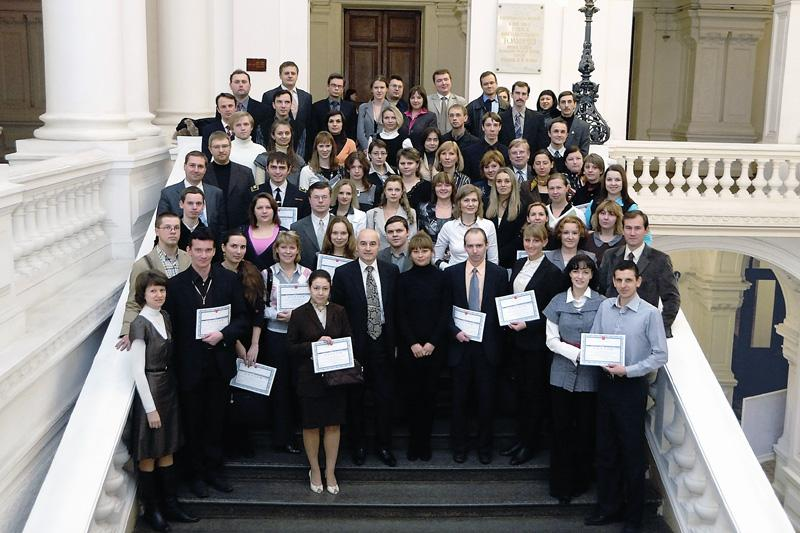 Конкурс грантов для молодых научно-педагогических работников выс