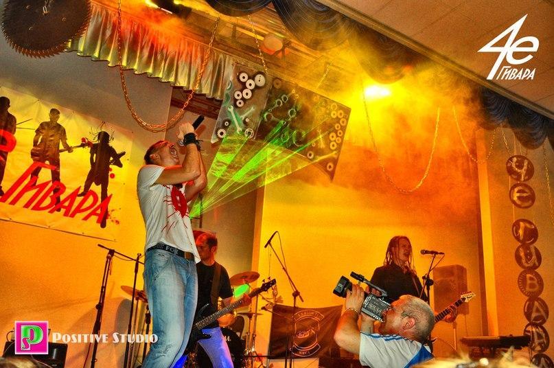 Творческий фестиваль «Маскарад» в клубе «Строитель».