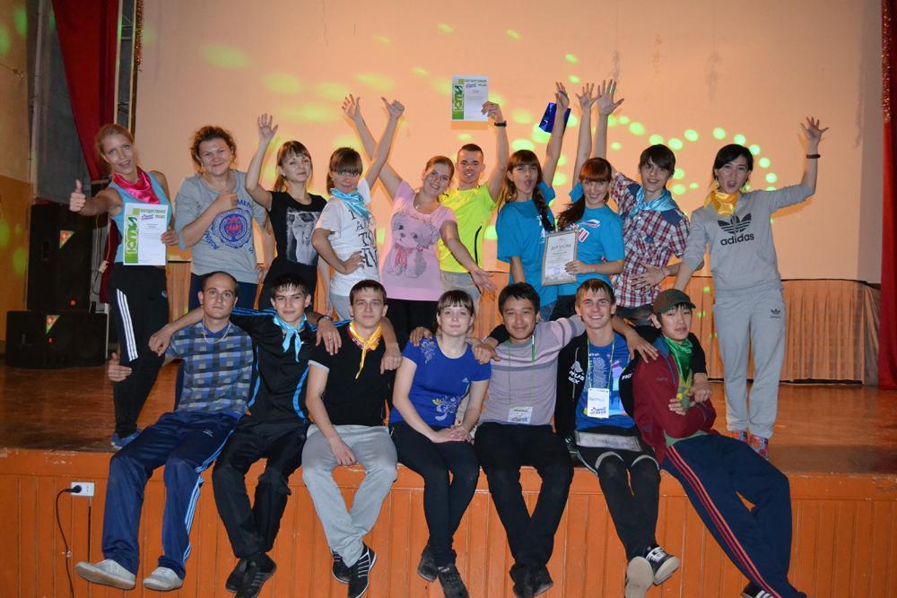 Школа студенческого актива-2013 в глазах группы США «16 ФУТОВ».