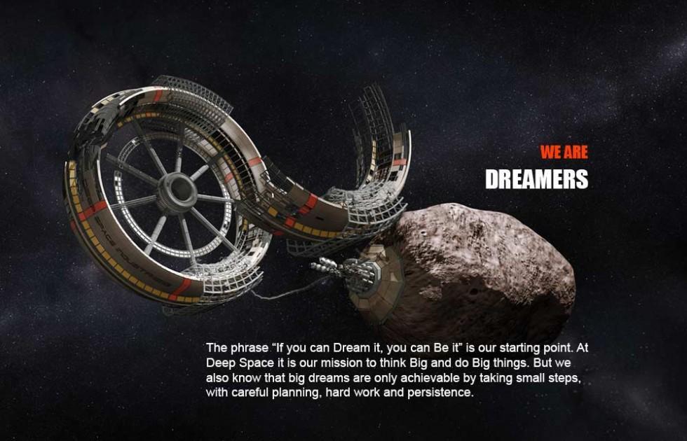 Добыча полезных ископаемых из астероидов становится реальностью.