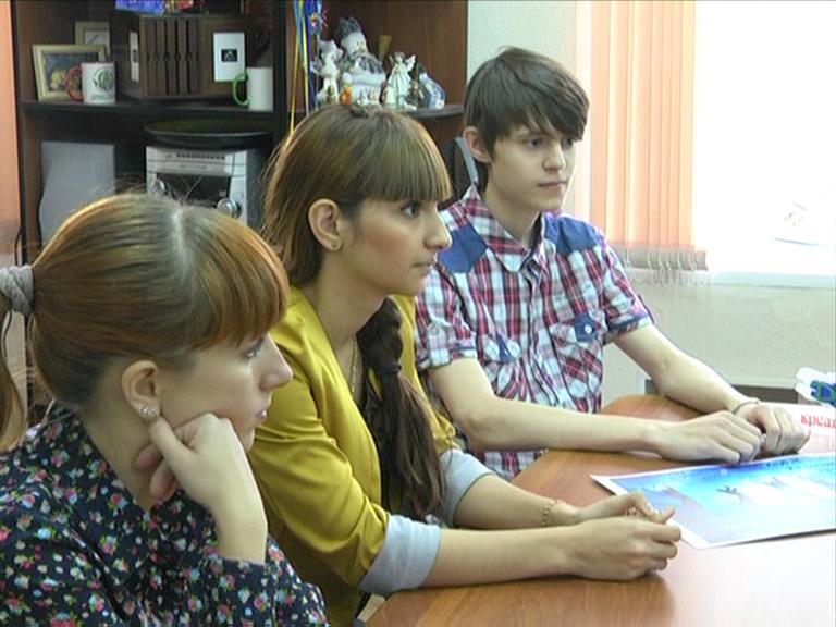 Видеосюжет от 15.10.13 г. «Студенты ЮТИ ТПУ участники 9-ой студе