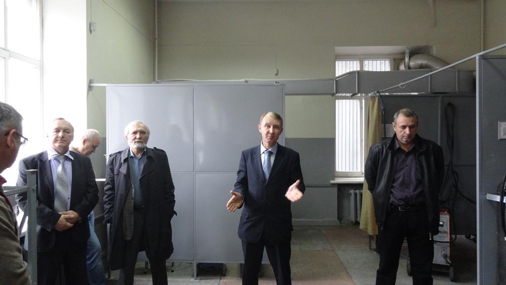Студент кафедры Сварочного производства ЮТИ ТПУ – обладатель Сер
