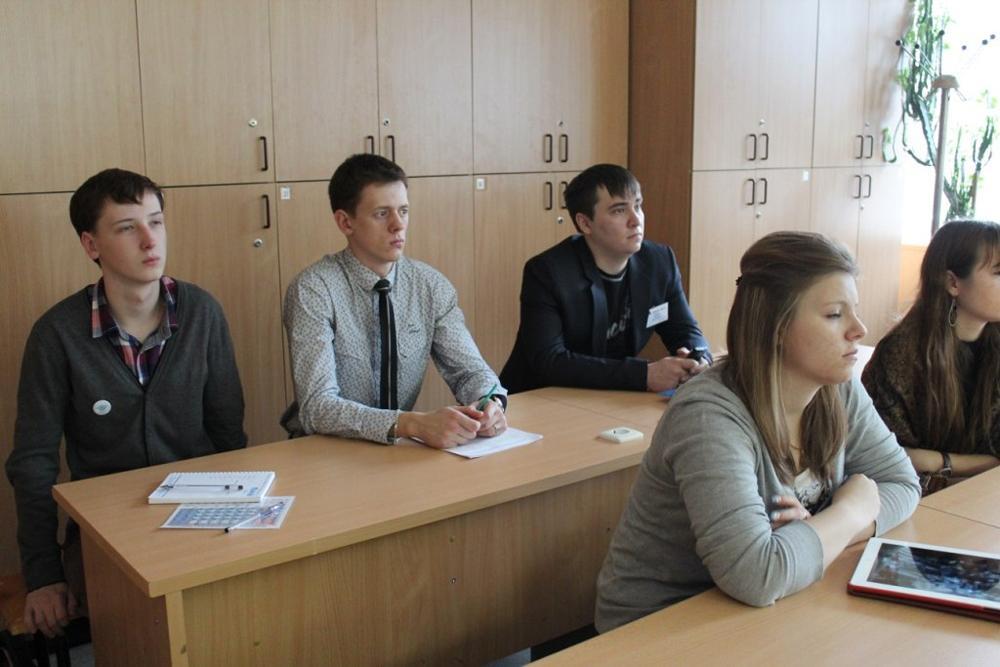 Студенты ЮТИ ТПУ на XVIII Международной экологической студенческ