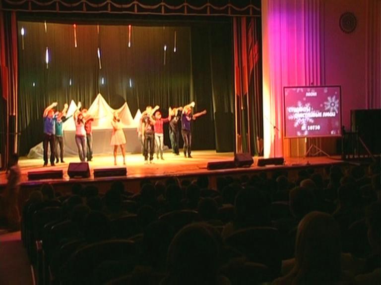 Видеосюжет от 24.10.13 г. «В ЮТИ ТПУ прошел фестиваль студенческ