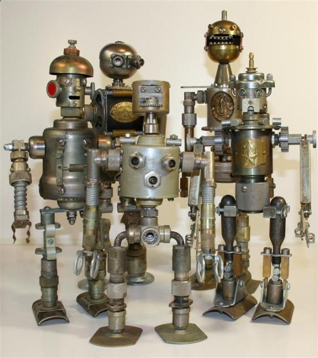 В рамках олимпиады по робототехнике Национальный исследовательск