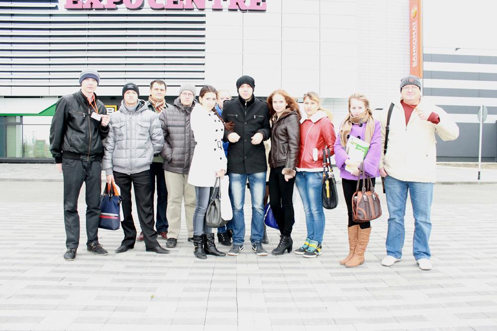 Экскурсия на «Агросиб-2013».