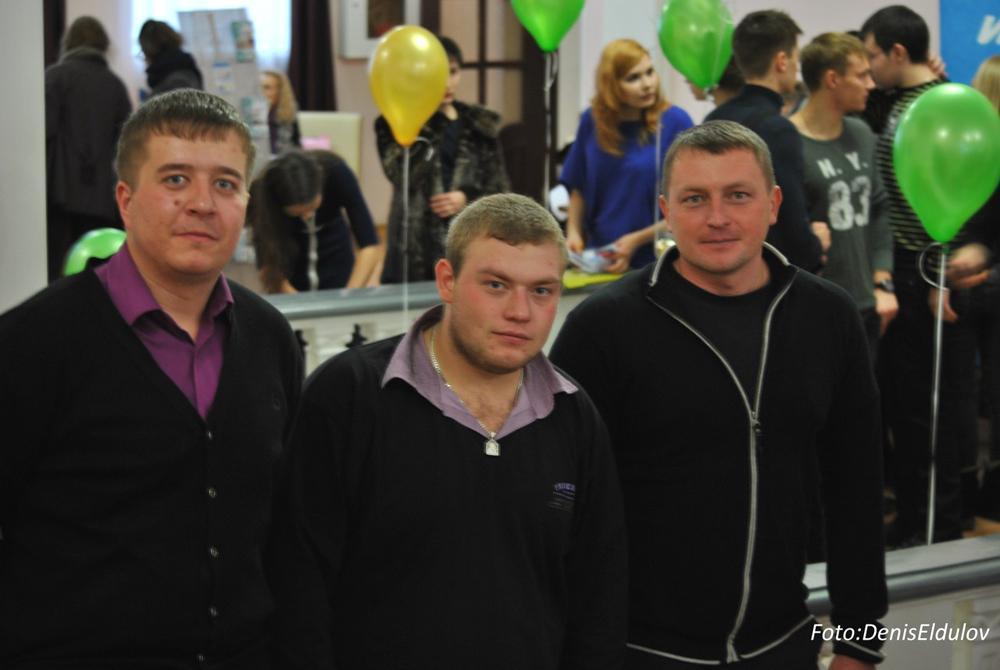 Студенты кафедры сварочного производства ЮТИ ТПУ приняли участие