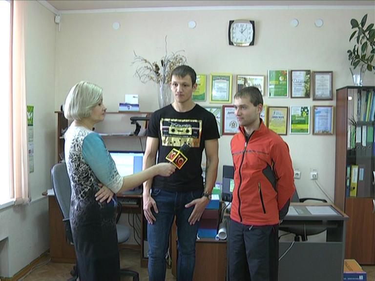 Видеосюжет от 14.11.13 г. «Студенты ЮТИ ТПУ на Губернаторском пр