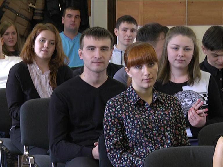 Видеосюжет от 18.11.13 г. «Международный день студента в ЮТИ ТПУ