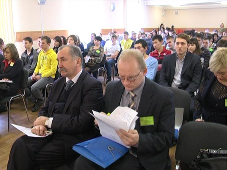 Видеосюжет от 27.11.13 г. «Научно-практическая конференция по эк
