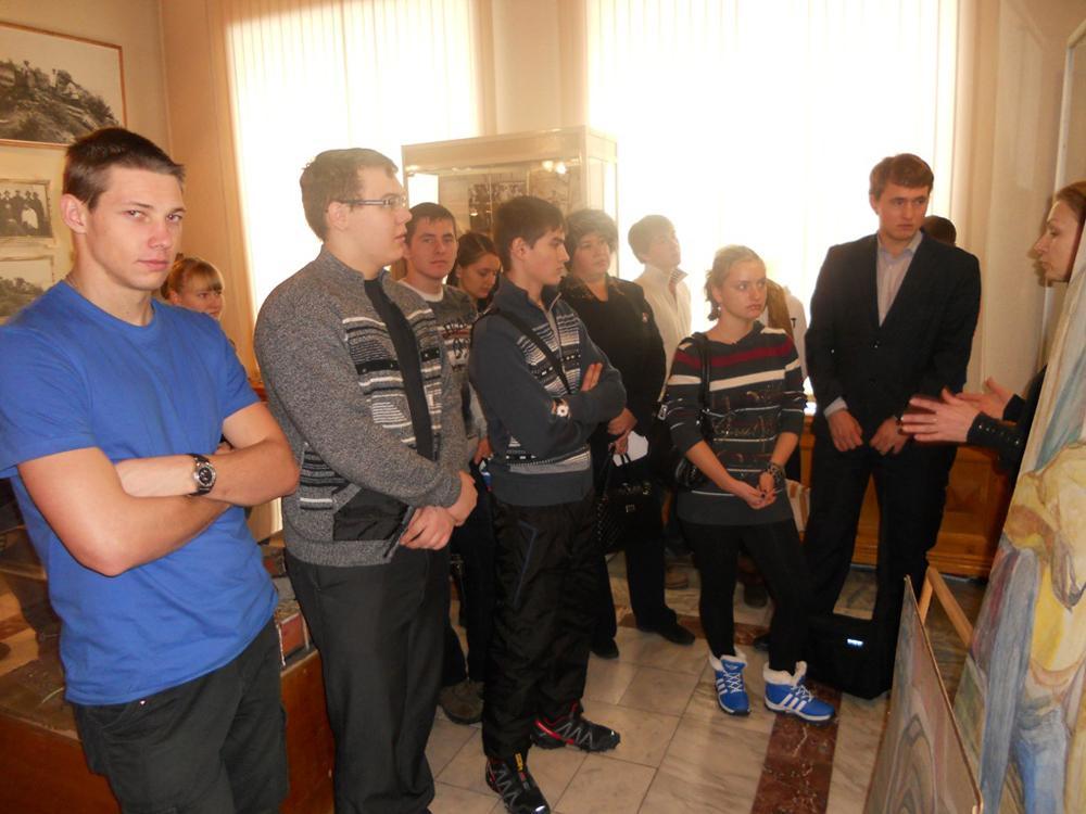 Поездка участников конференции «Экология и безопасность в технос