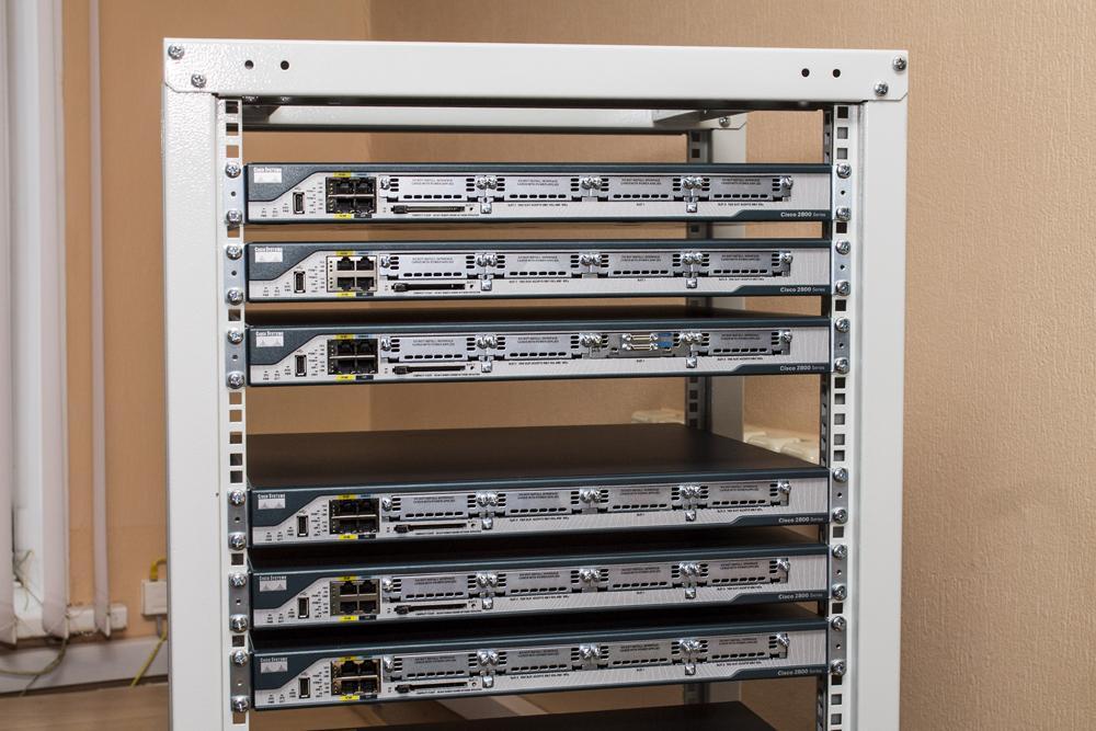 На кафедре Информационных систем ЮТИ ТПУ открыта Академия Cisco.