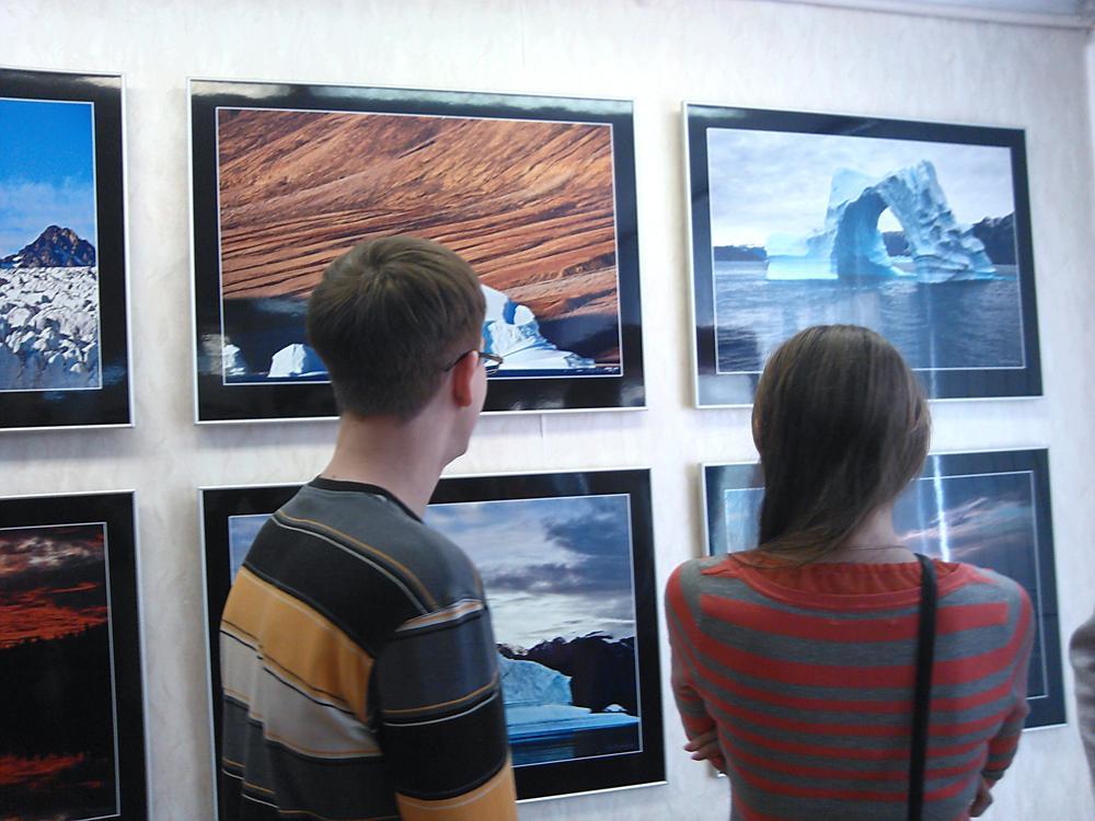 Студенты кафедры Информационных систем на выставке «Причуды и за