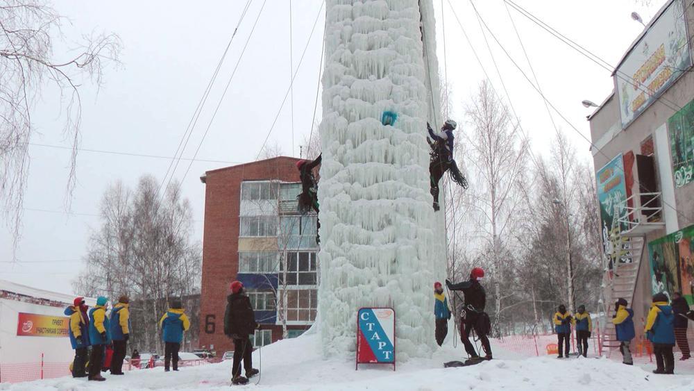 Чемпионат Сибирского Федерального округа по спортивному туризму