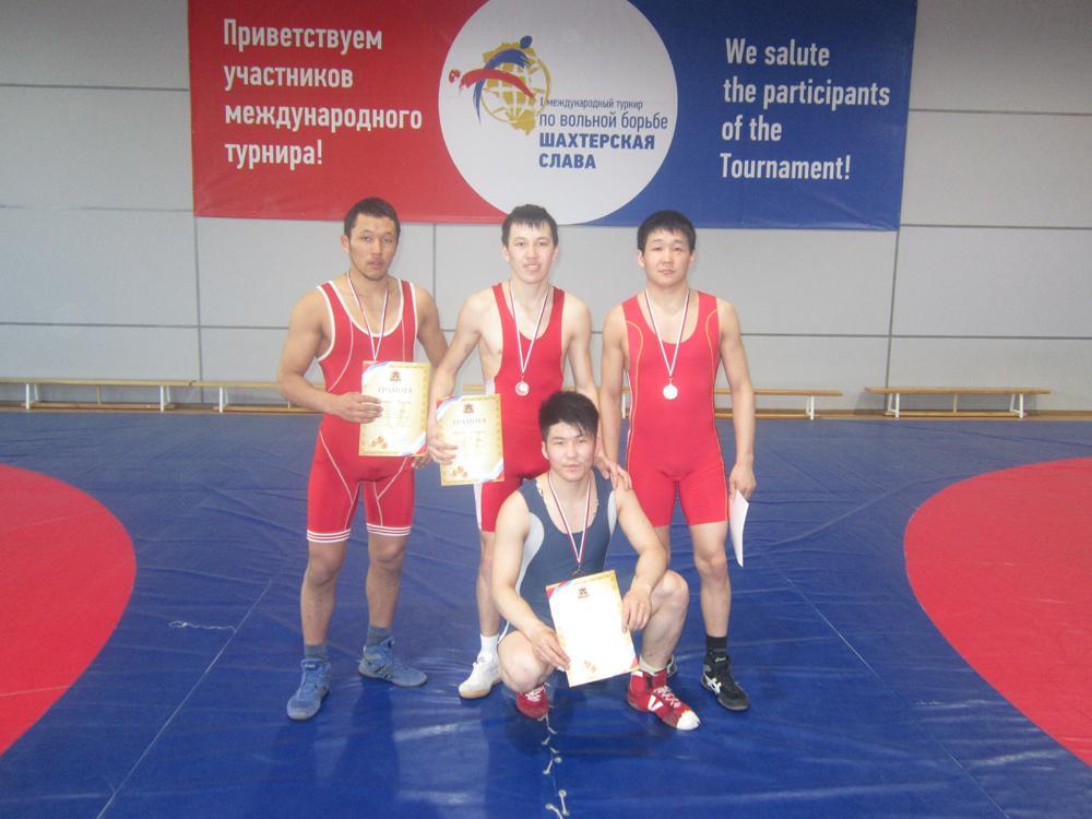 Итоги соревнований по вольной борьбе в рамках XII Универсиады ст