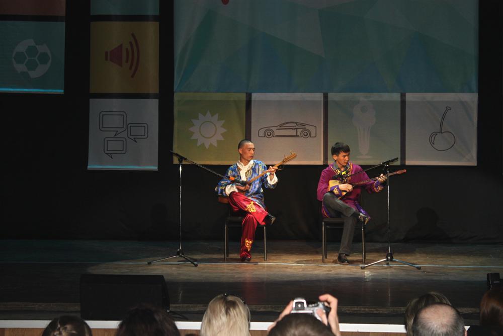 Молодежный фестиваль «Дружба народов», посвященный Году Культуры