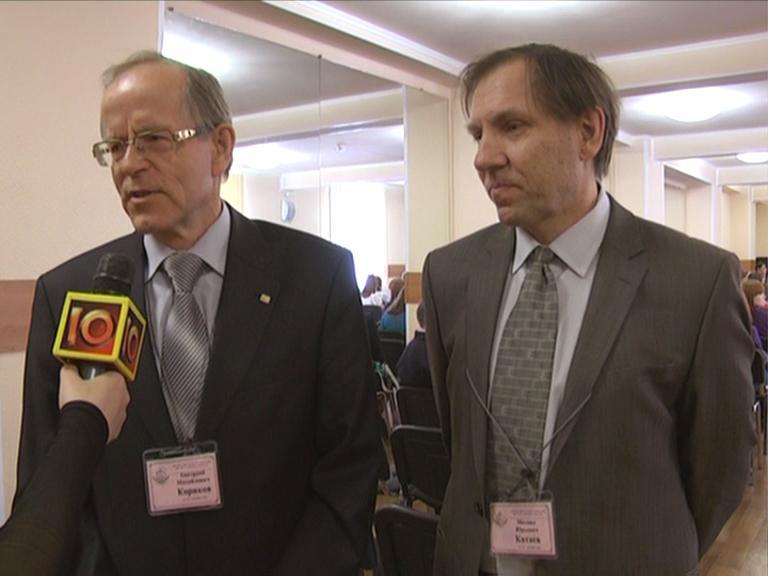 Видеосюжет от 28.04.14 г. «Конференция в ЮТИ ТПУ».