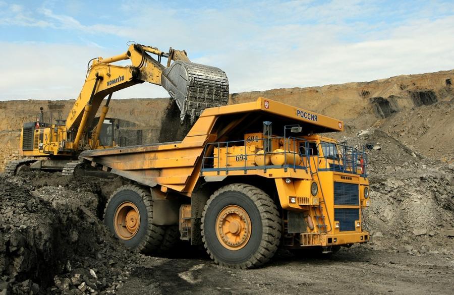 За январь-апрель 2014 года горняки Кузбасса добыли 68,7 млн. тон