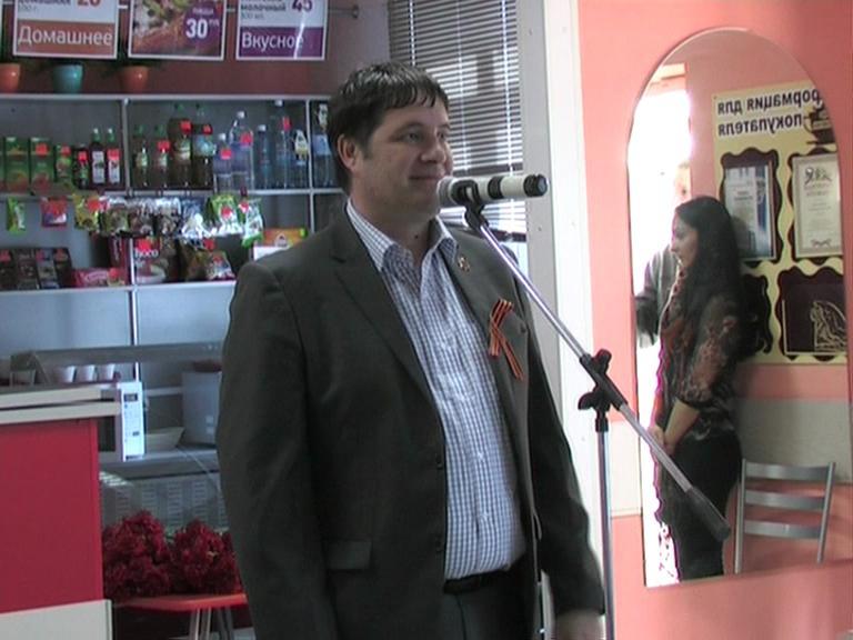 Видеосюжет от 08.05.14 г. «Встреча ветеранов ВОВ в ЮТИ ТПУ».