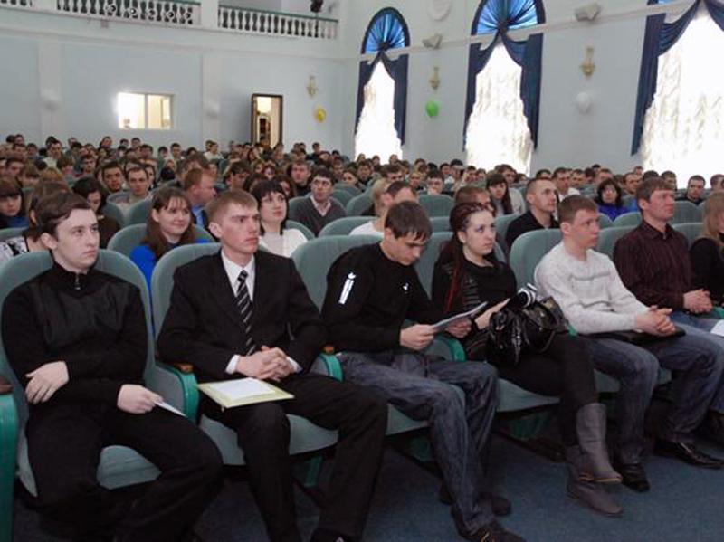 Встреча выпускников ЮТИ ТПУ с работодателями