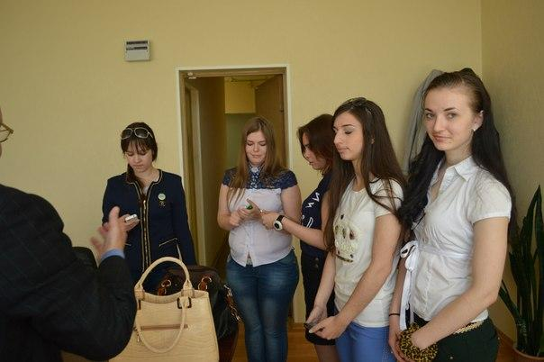 Студенческий Клуб Экономистов «Экос-Номос» посетил «ООО Аква-Вит