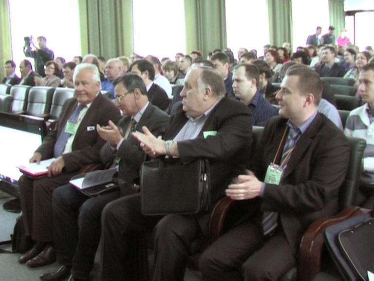 Видеосюжет от 22.05.14 г. «V Международная научно-практическая к