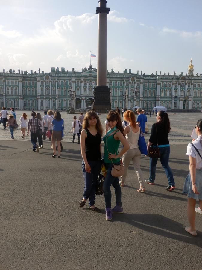 Белые ночи или как мы съездили на форум в Санкт-Петербург.