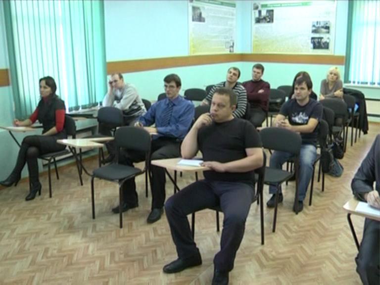 Видеосюжет от 27.05.14 г. «Конкурс преподавателей ЮТИ ТПУ».
