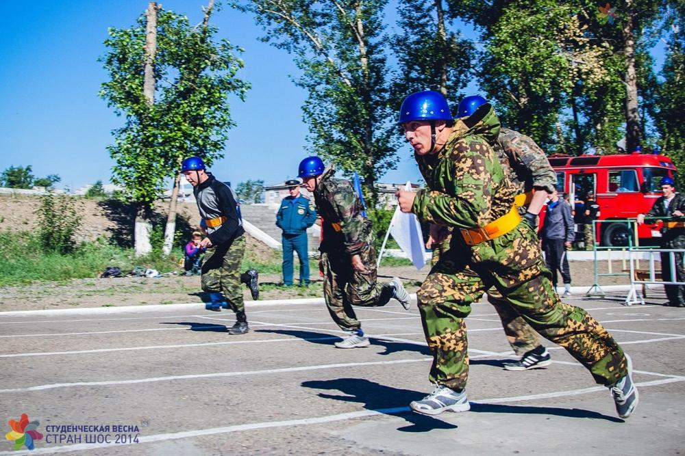Студенты ЮТИ ТПУ в составе сборной команды Кемеровской области с