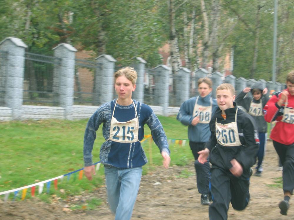 Спорт объединяет молодежь.