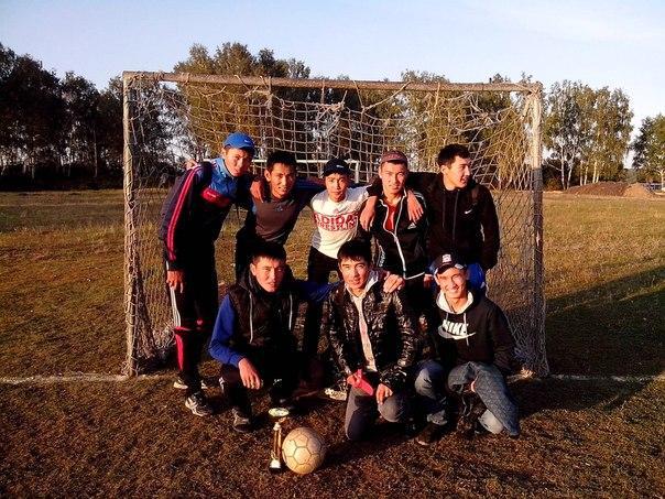Студенты ЮТИ ТПУ победители турнира по футболу.