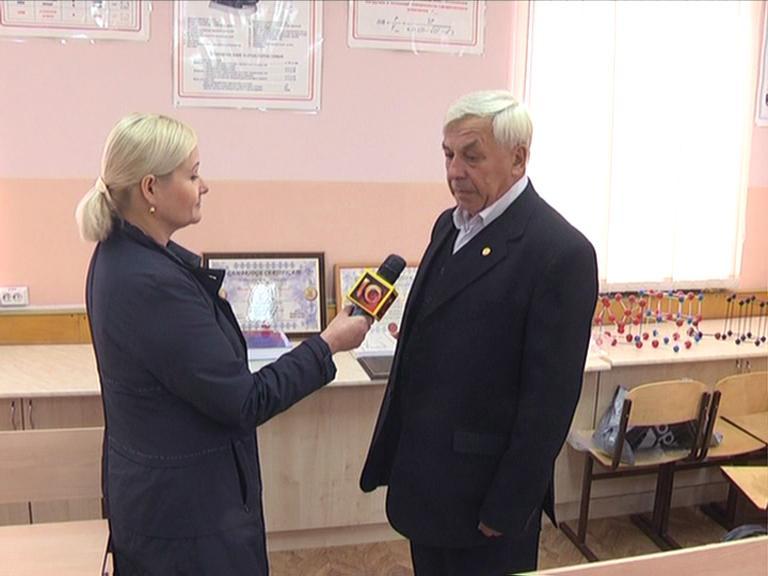 Видеосюжет от 17.09.14 г. «Юргинский ученый Александр Апасов».
