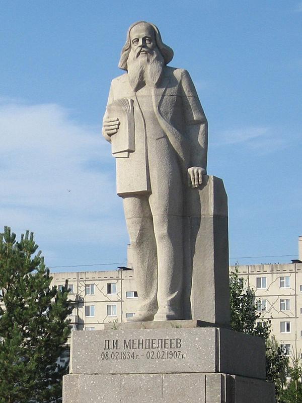 Открыт конкурс эссе «Д.И. Менделеев и культура России».