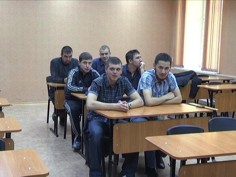 Видеосюжет от 24.09.14 г. «Практиканты ЮТИ ТПУ».