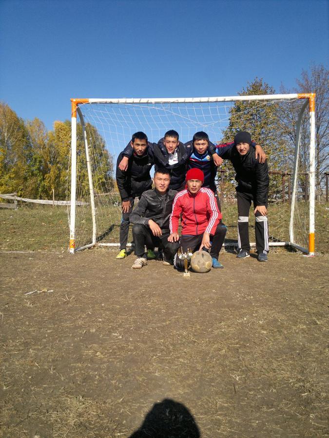 Студенты ЮТИ ТПУ - победители турнира по футболу!
