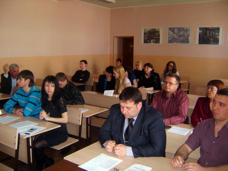Итоги заседания секции «Современное металлургическое производств