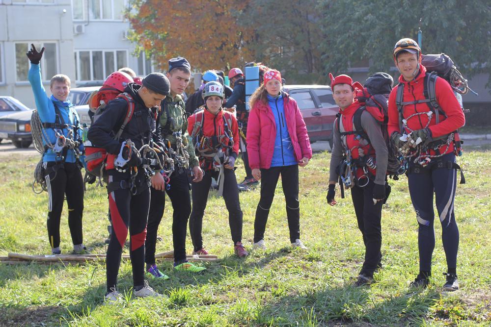 Студенты ЮТИ ТПУ – участники VII Межрегионального слёта студенче