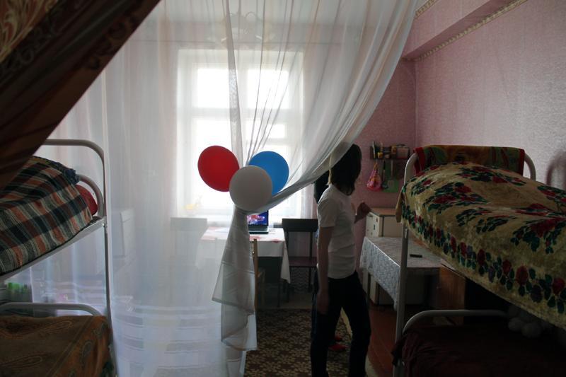 «Лучшая комната в общежитии»