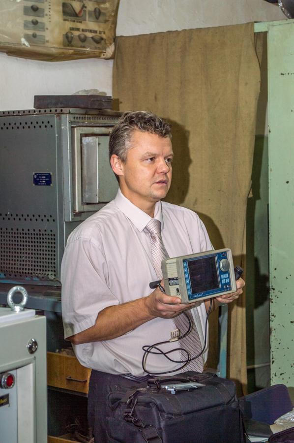 Открытая лекция ведущего специалиста по контролю качества сварки