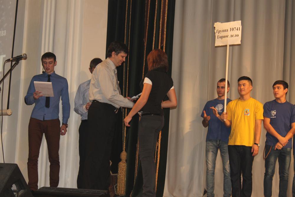 Фестиваль студенческого творчества «Первый снег» – посвящение в