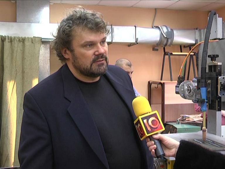 Видеосюжет от 24.11.14 г. «Новый прибор на кафедре СП ЮТИ ТПУ».