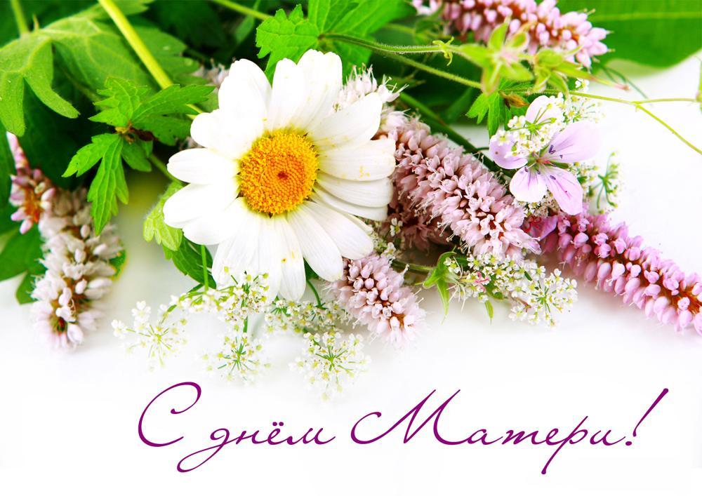 Поздравление директора с «Днем матери»!